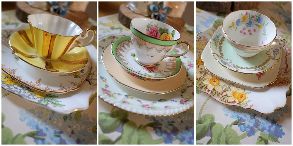 Itsy Bitsy Vintage - Vintage china hire and styling services