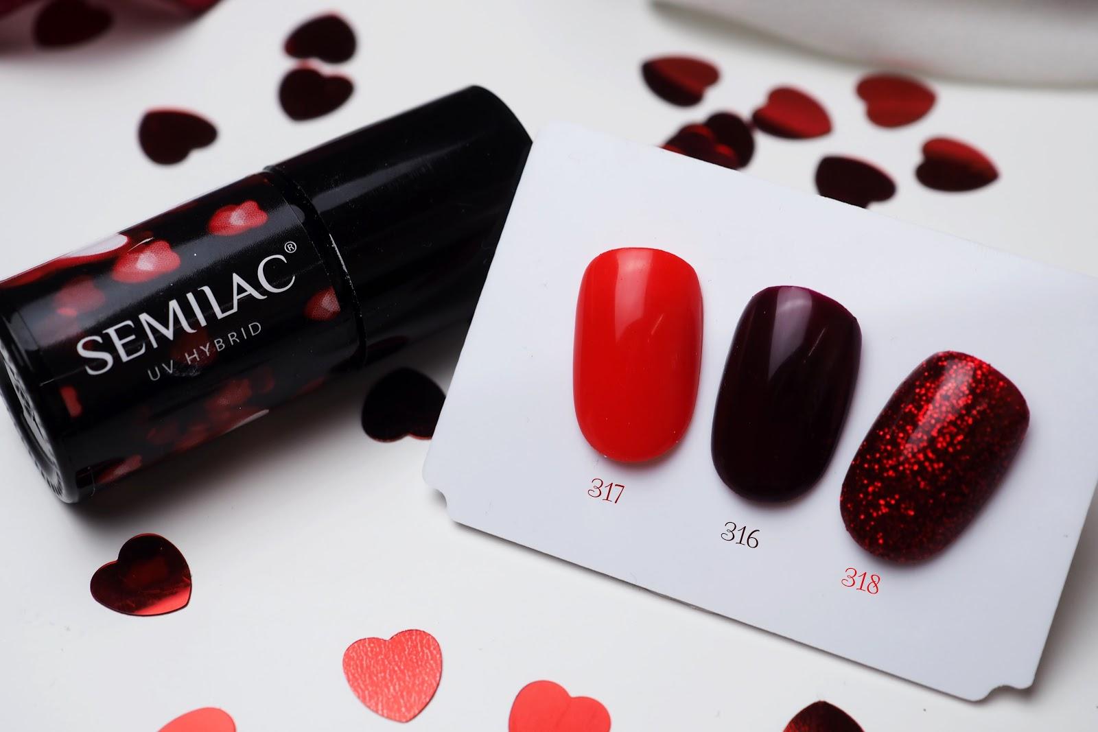semilac valentine