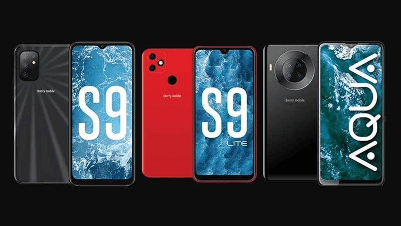 Cherry Mobile Aqua S9, S9 Lite, and Aqua Infinity budget phone trio leaks!