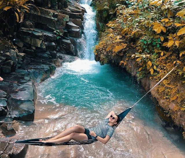 Air terjun Kedung Pedut - Paket wisata jogja