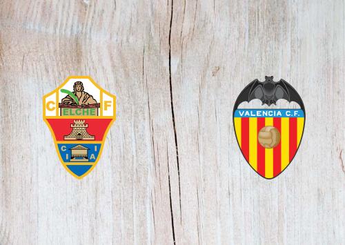 Elche vs Valencia -Highlights 23 October 2020