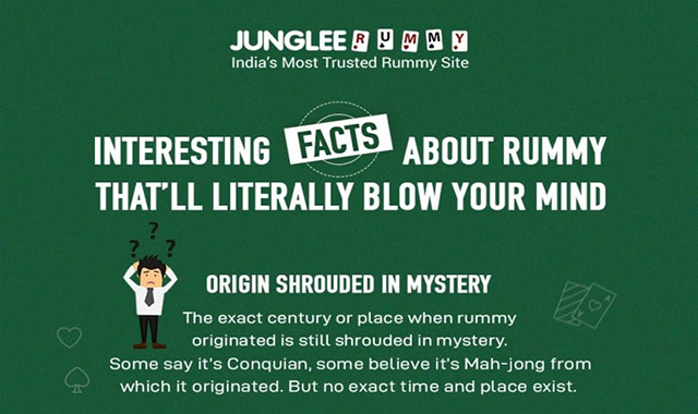 Interesting Facts About Rummy That'll Literally Blow Your Mind