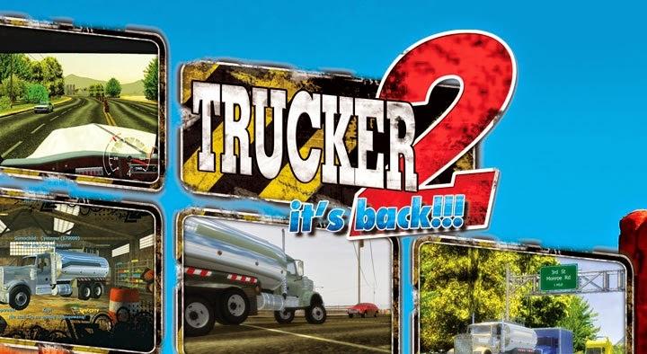 تحميل لعبة قيادة الشاحنات Trucker 2