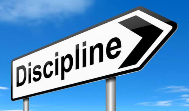 Disiplin dalam Islam