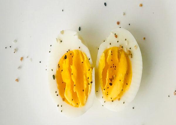 white egg part