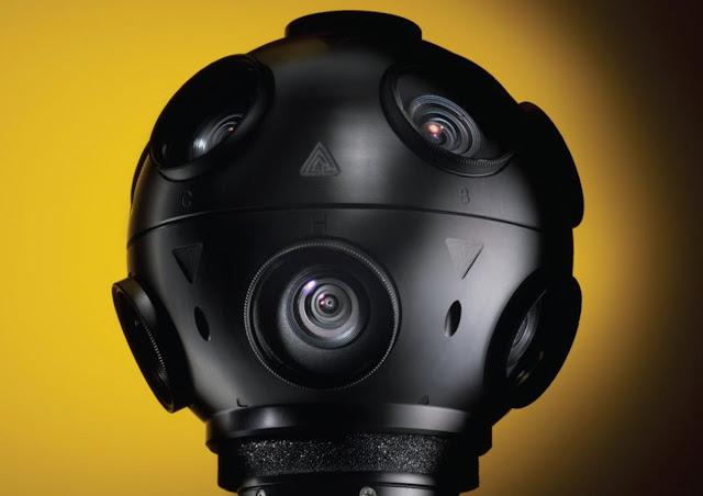 فيسبوك تعلمك كيف تصنع كاميرتك تصوير ب 360 درجة