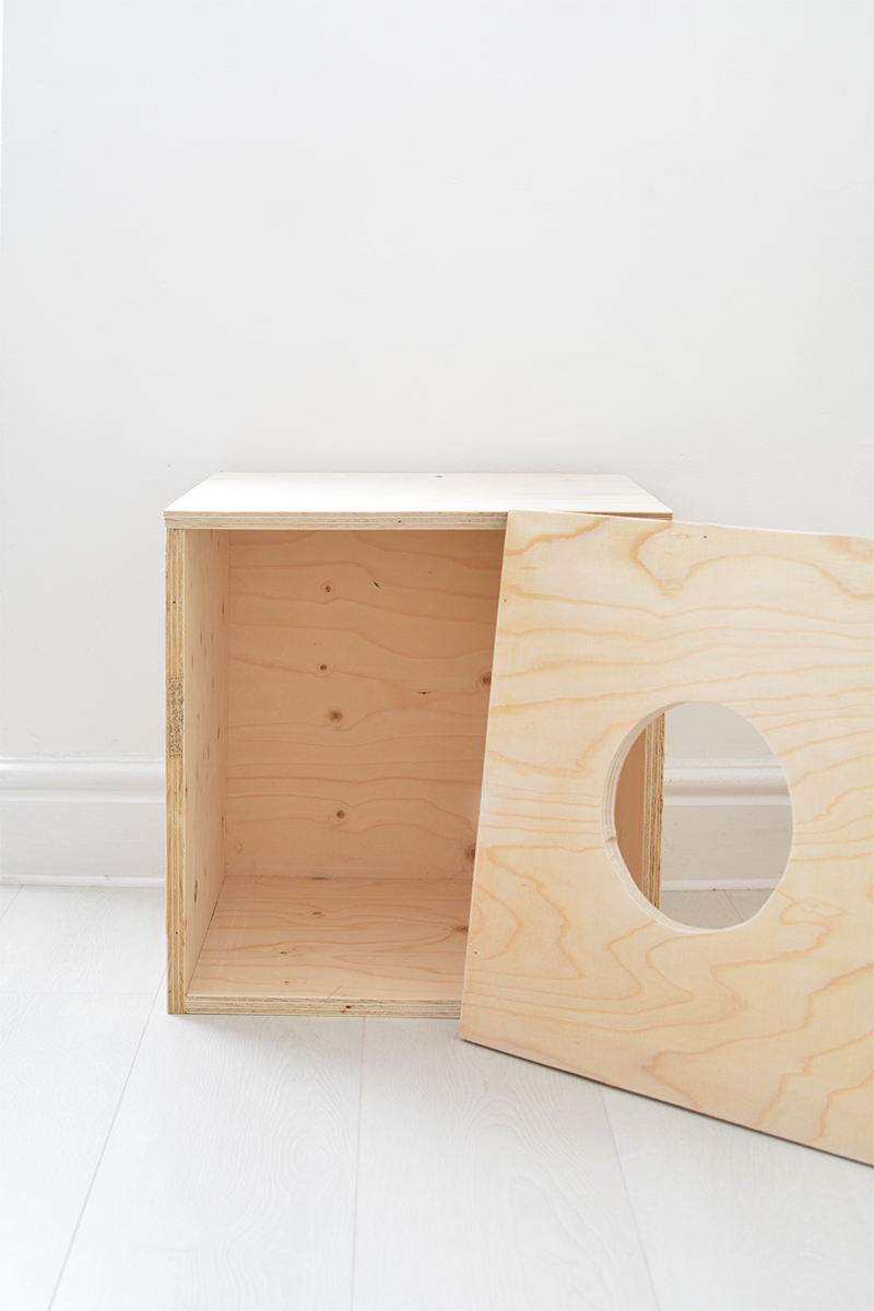 cat house how to
