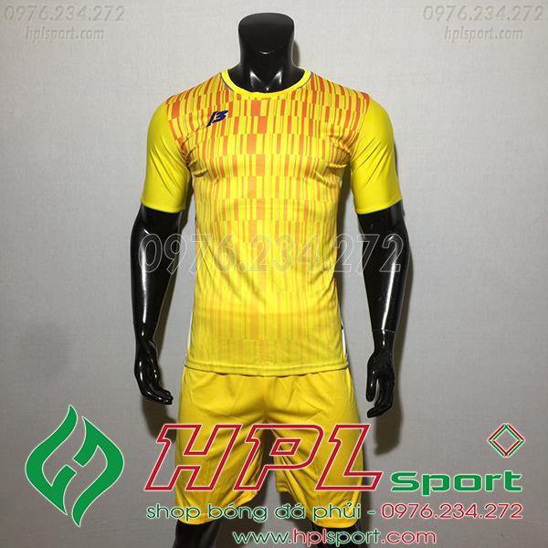 Áo ko logo ZB HML màu vàng