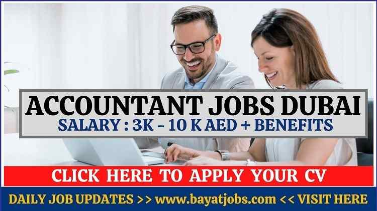 Accountant Jobs in Dubai & UAE Vacancies Salaries ( Apr 2020 )