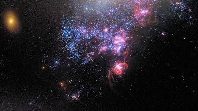 Construcciones artificiales en el Universo se buscan