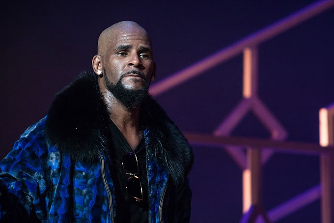 R. Kelly arrested on federal sex crime charges