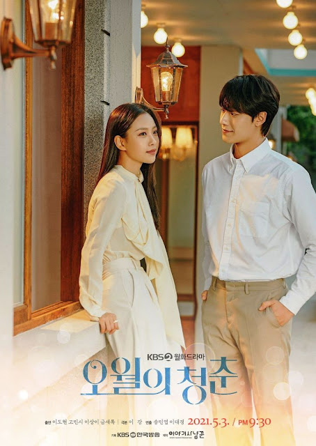 Nonton Drama Korea Youth of May Episode 8 Subtitle Indonesia