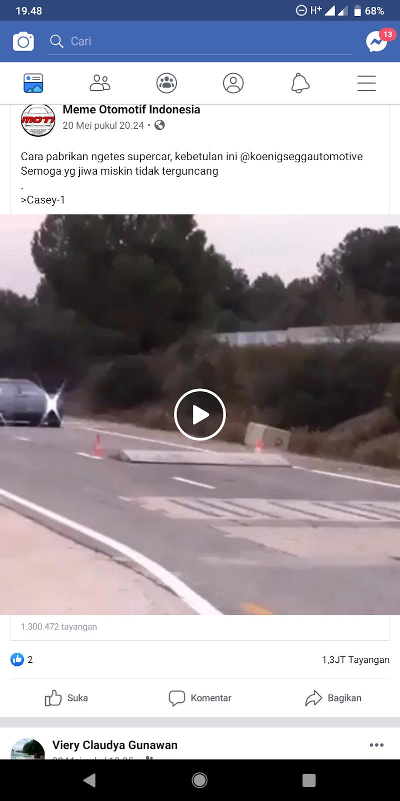 Disable AutoPlay Video Facebook