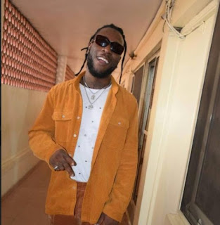 Burna Boy Detained By Police After Submitting Self