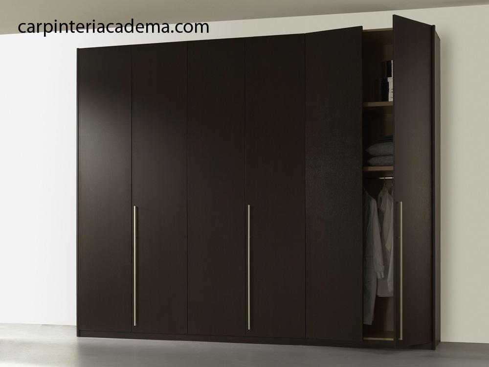 Armarios y vestidores sevilla armarios puertas abatibles - Puertas armario abatibles ...