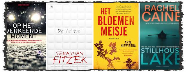 Heleen Smit, Crime Compagnie, Sebastian Fitzek, The House of Books, Anya Niewierra, Luitinhgh Sijthoff, Rachel Caine, Karakter