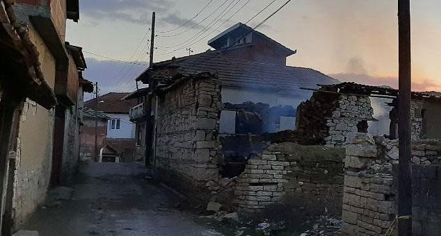 #Пожар #Ораховац #Кућа