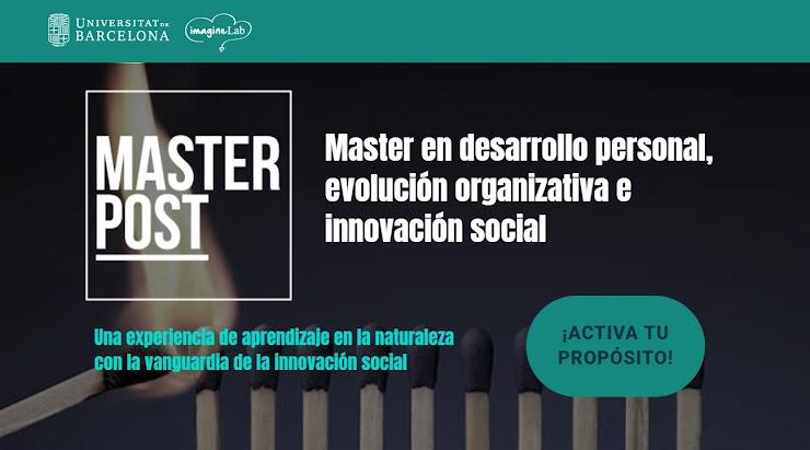 Máster en Desarrollo Personal e Innovación Social
