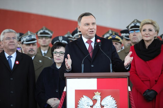 Felmérés: Andrzej Duda nyerésre áll a szavazás első fordulójában