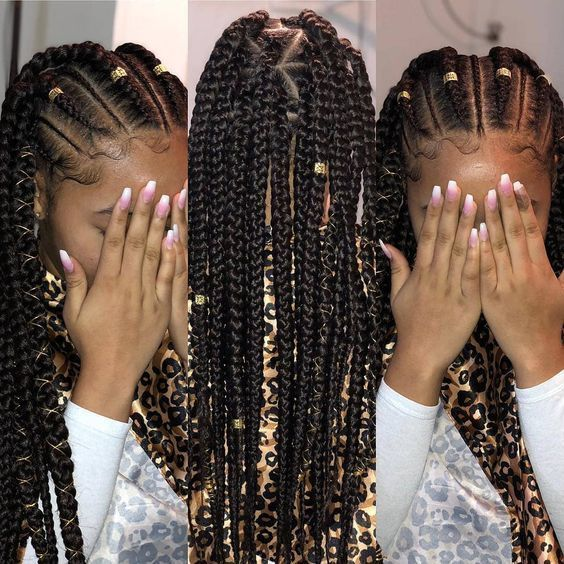 South African Braids Hairstyles Ideas 2021: Latest Hairstyles for Ladies to Rock