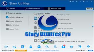 تحميل برنامج صيانة وتسريع الكمبيوتر Glary Utilities 5.147.0