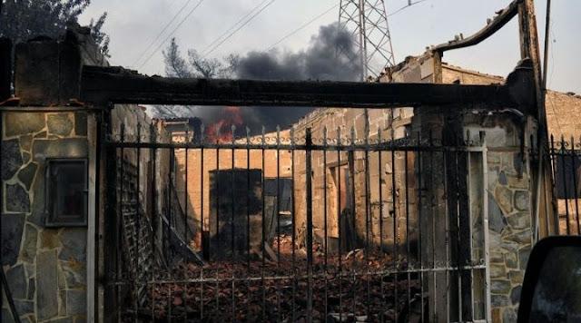 Στον Άγιο Αντρέα δίπλα στο Μάτι έκρυβαν τους 8 τούρκους Αξιωματικούς – Τους φυγάδευσαν την ώρα της φωτιάς!!