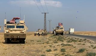 الولايات المتحدة تنشئ مقرًا جديدًا في شمال شرق سوريا