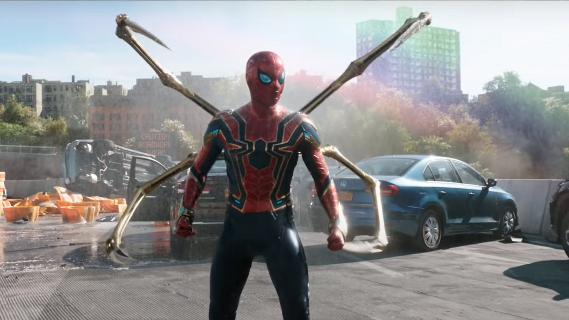 Spider-Man: No Way Home IMAX trailer