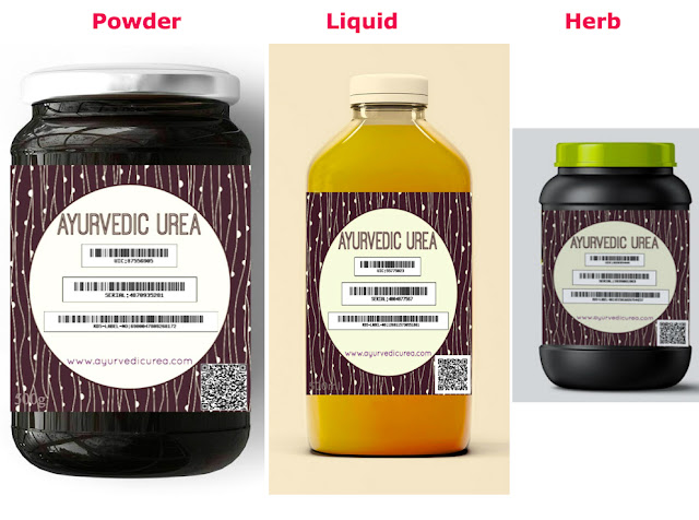 Buy original ayurvedic urea in powder form liquid form and herb form
