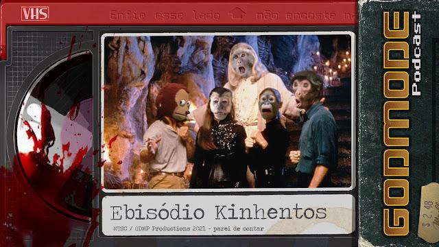EBISÓDIO KINHENTOS