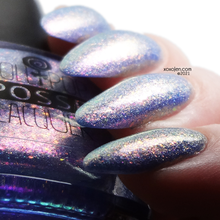xoxoJen's swatch of Lollipop Posse Straight Floatin