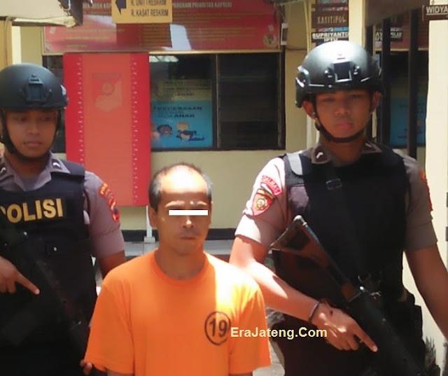Lagi, Pelaku Curat Di Purbalingga Berhasil Ditangkap