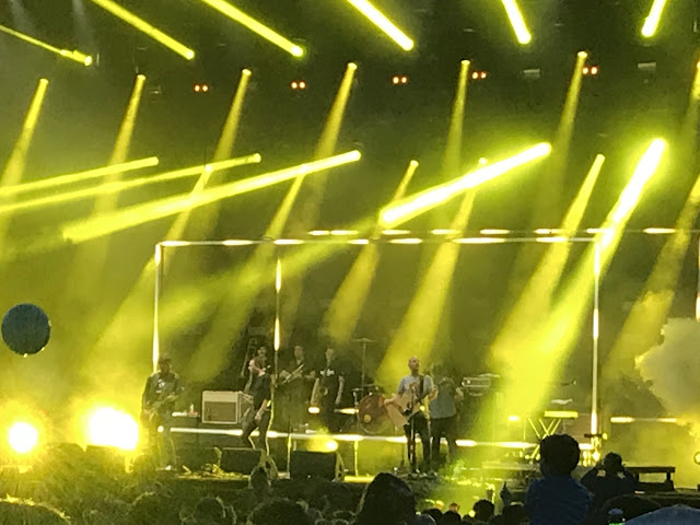 Bingley Music Live Festival 2018 who we saw - Shed Seven
