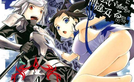 Assistir DanMachi Gaiden: Sword Oratoria - BR Animes
