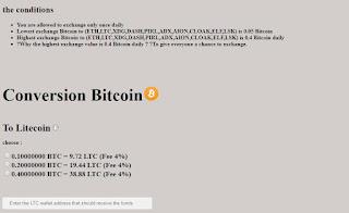 تحذير من موقع  Bankcoin