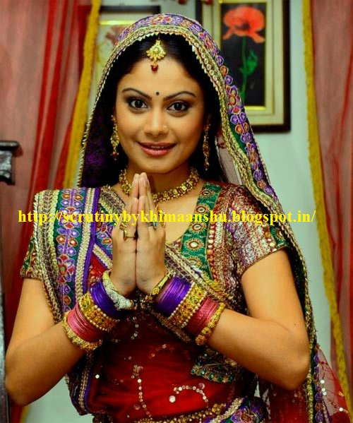 Scrutiny: Pictures of Toral Rasputra, the new face of Anandi