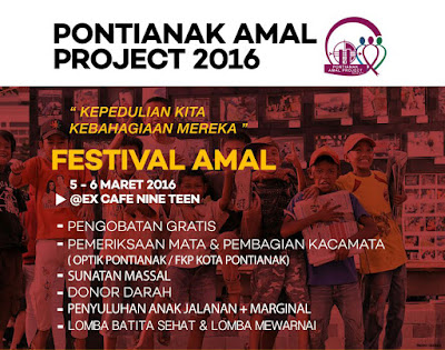 Pontianak Amal Project 2016