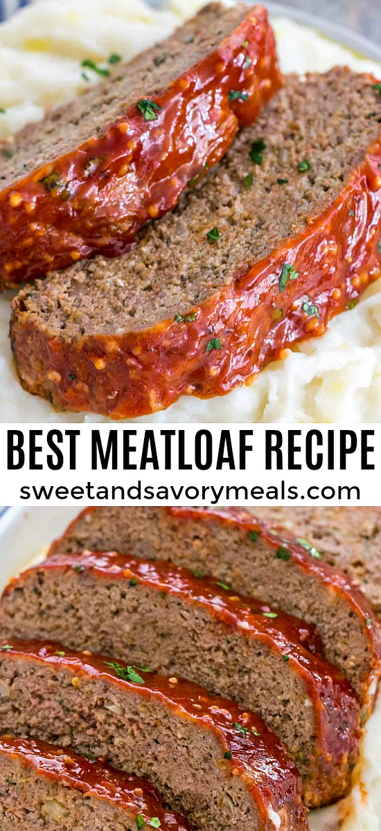 Best and Delicious Meatloaf Recipe