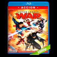 La Liga de la Justicia: Guerra (2014) Full HD 1080p Latino