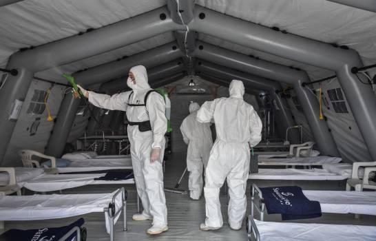 Se elevan a 118 los muertos por coronavirus en el país