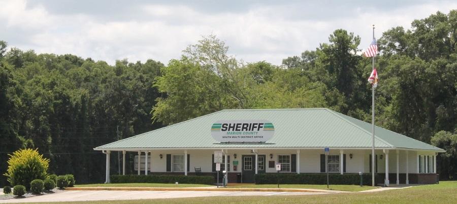 Oficina del Sheriff en Santos