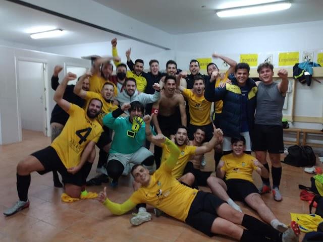 SENIOR:Victoria 2-1 de las que dan moral vs Guarroman con gol de Martin en el 89' J5 Aplazada