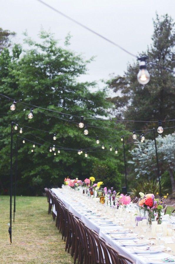 Ashdown Amp Bee Festoon Lighting Inspiration
