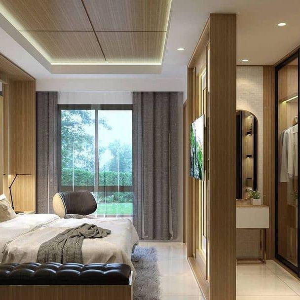 desain rumah batu alam