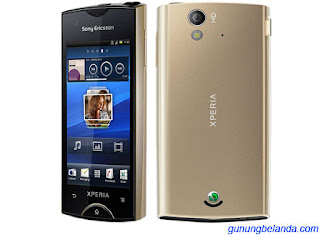 Cara Flashing Sony Ericsson Xperia Ray ST18i