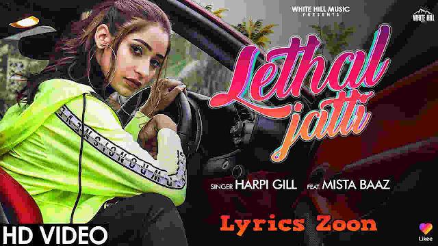 Lethal Jatti Lyrics