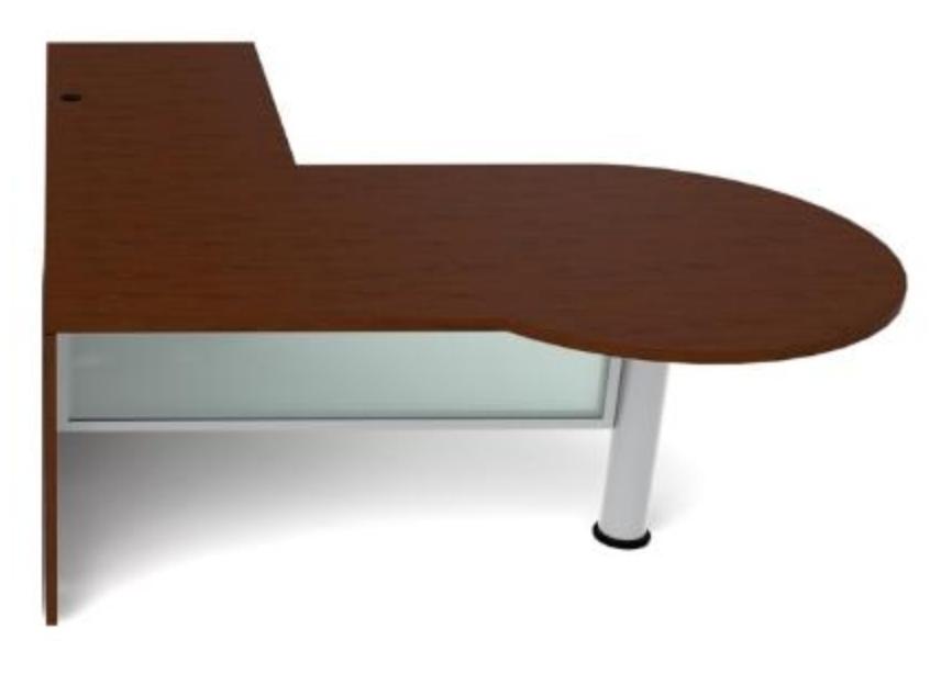 Cherryman Jade Series Desk