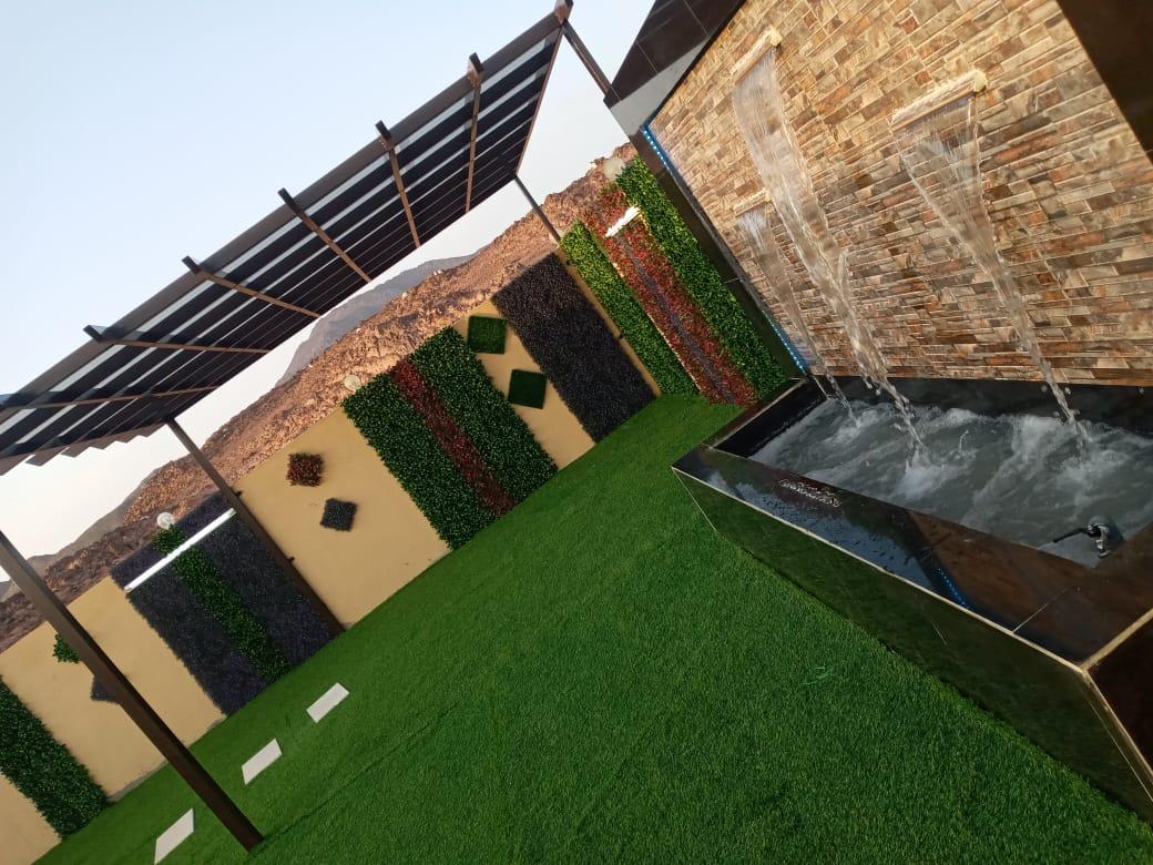شركة تنسيق حدائق بمكة والطائف مهندس تنسيق حدائق اسطح المنازل والقصور بالطائف