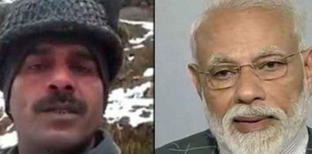 सपा ने वाराणसी में पीएम मोदी के खिलाफ BSF से बर्खास्त जवान तेज बहादुर यादव को दिया टिकट