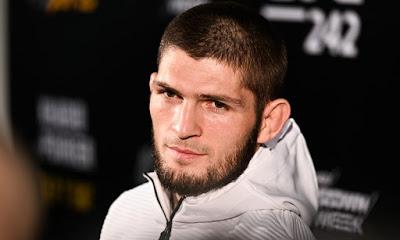 Petarung UFC Khabib Tetap Latihan Meski Mundur Melawan Ferguson,